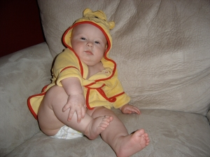 That's right...I'm rocking the Pooh!